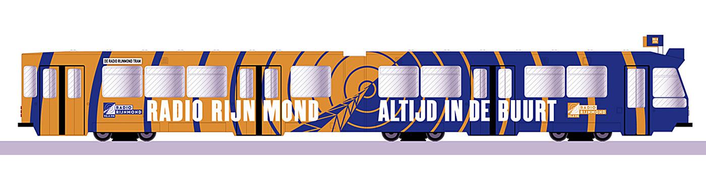 Tram-Punt-Uit