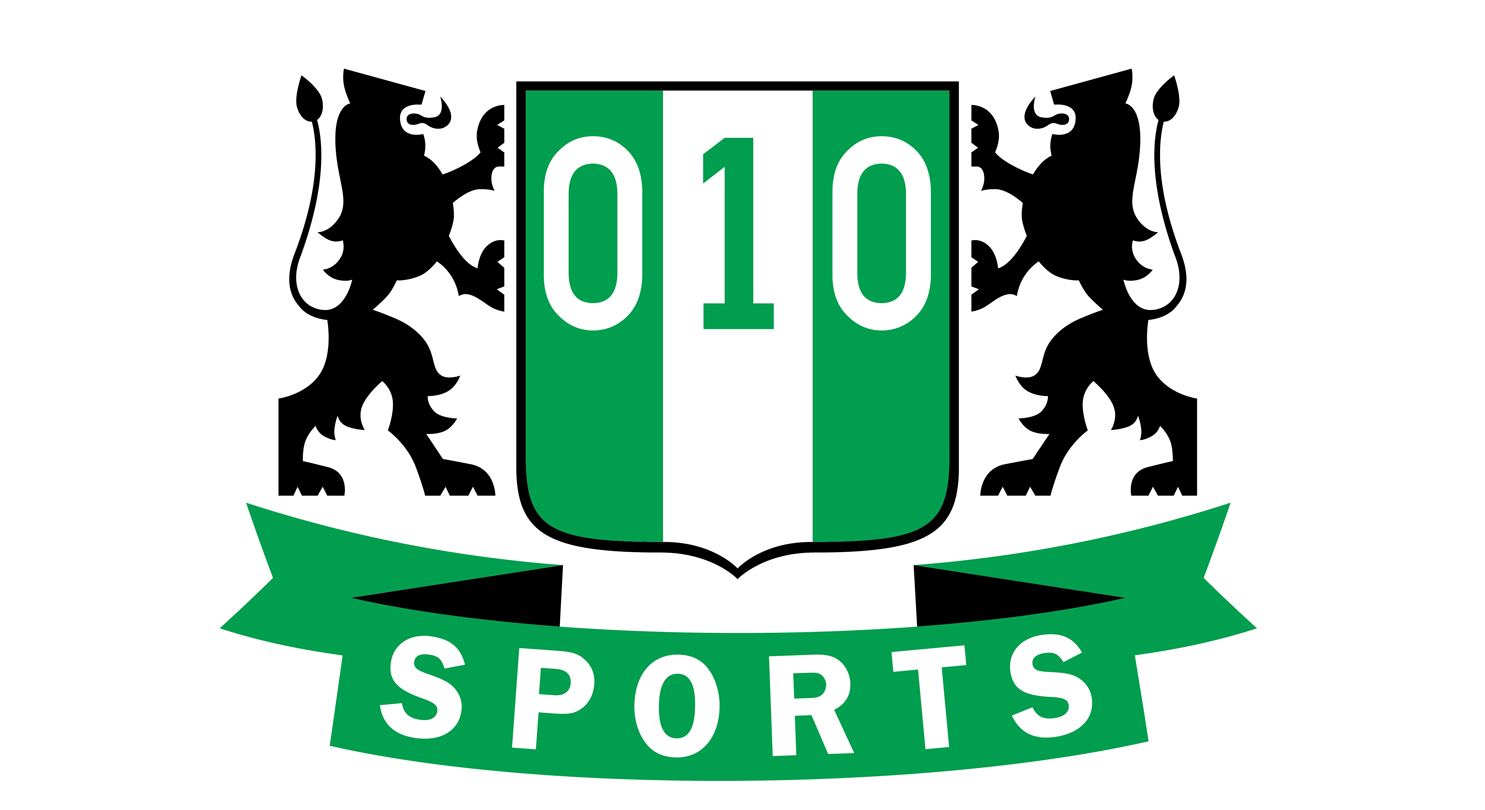 Logo_010-SPORTS_Full_color_groen