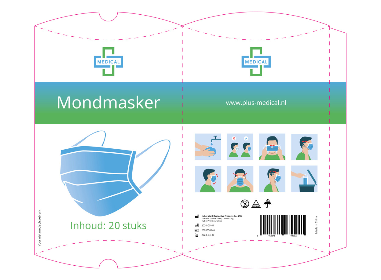 Mondkapjes_verpakking_Medical_Plus_334x275mm_20_stuks