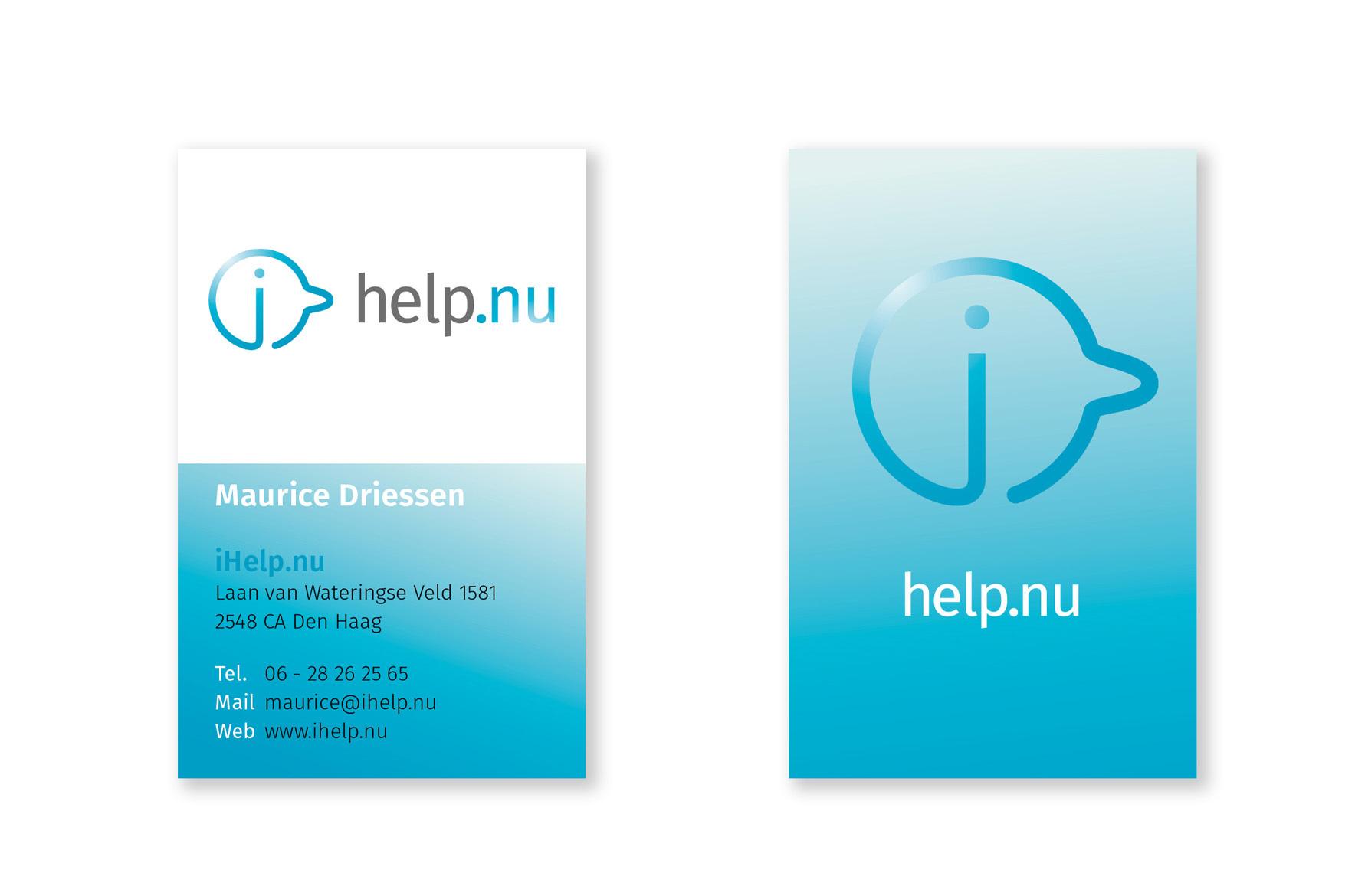 i-Help_Visitekaartje