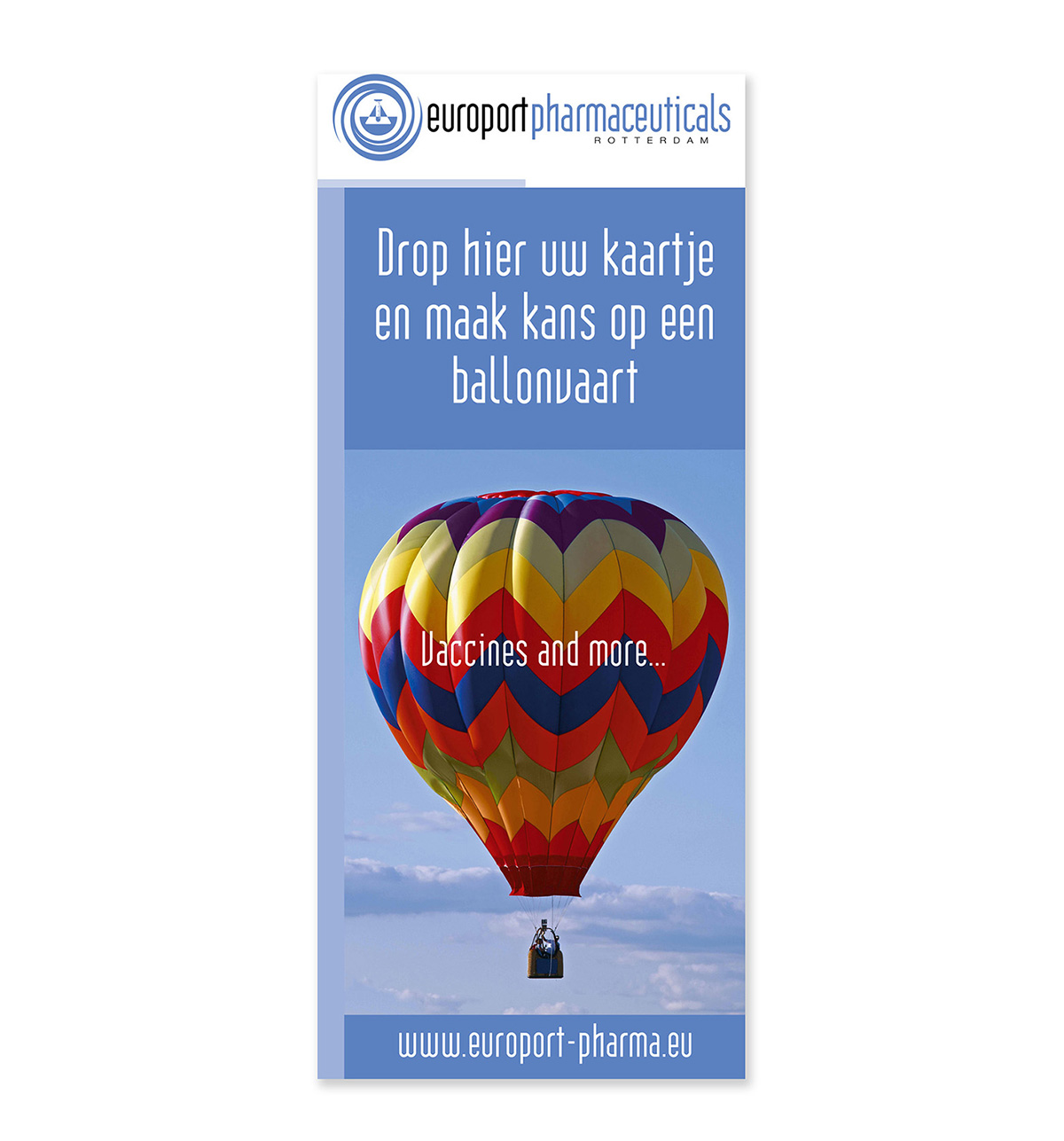 Europort Pharma Paneel_ballon