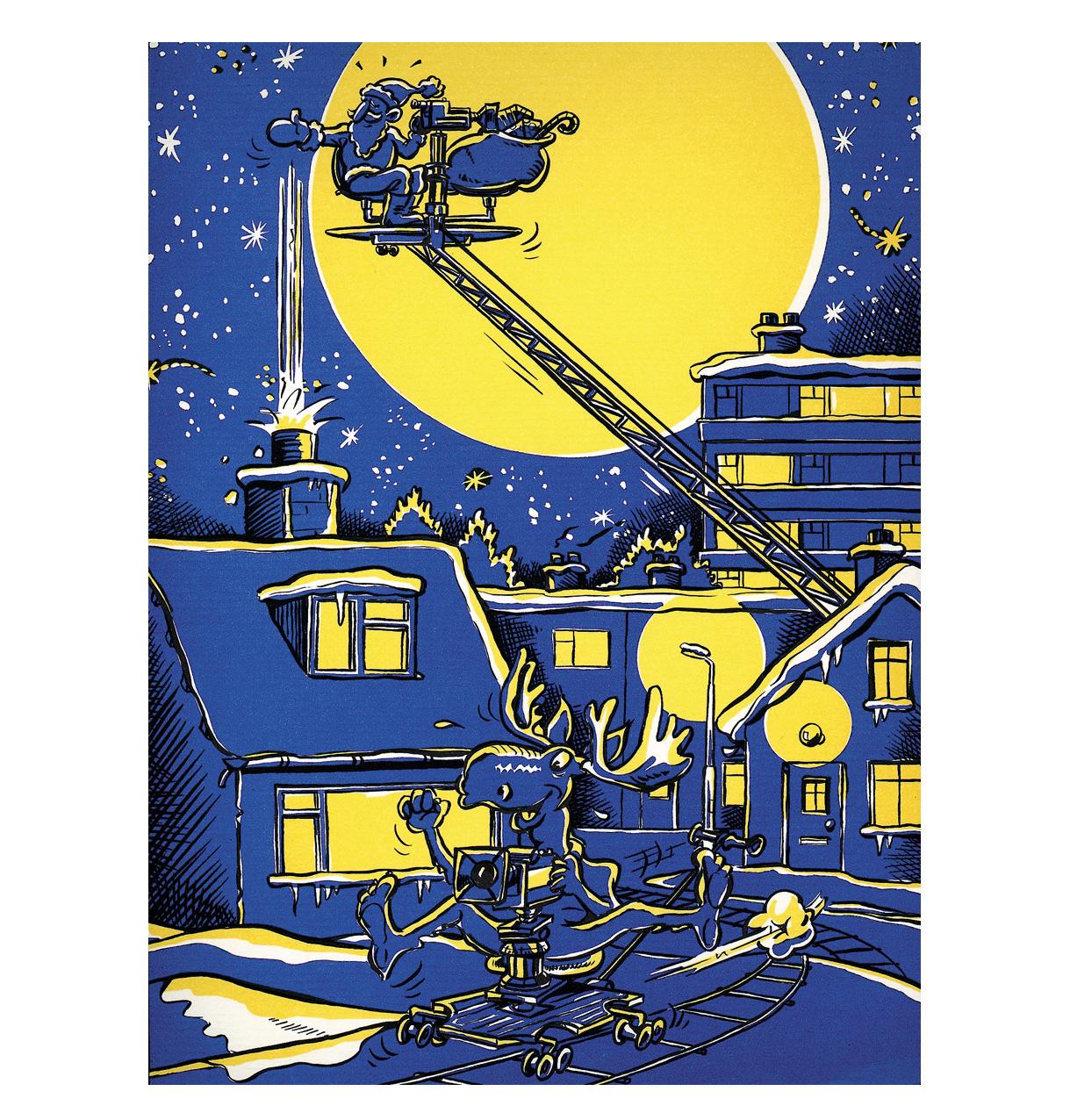 Illustratie_kerstman_en_rudolf
