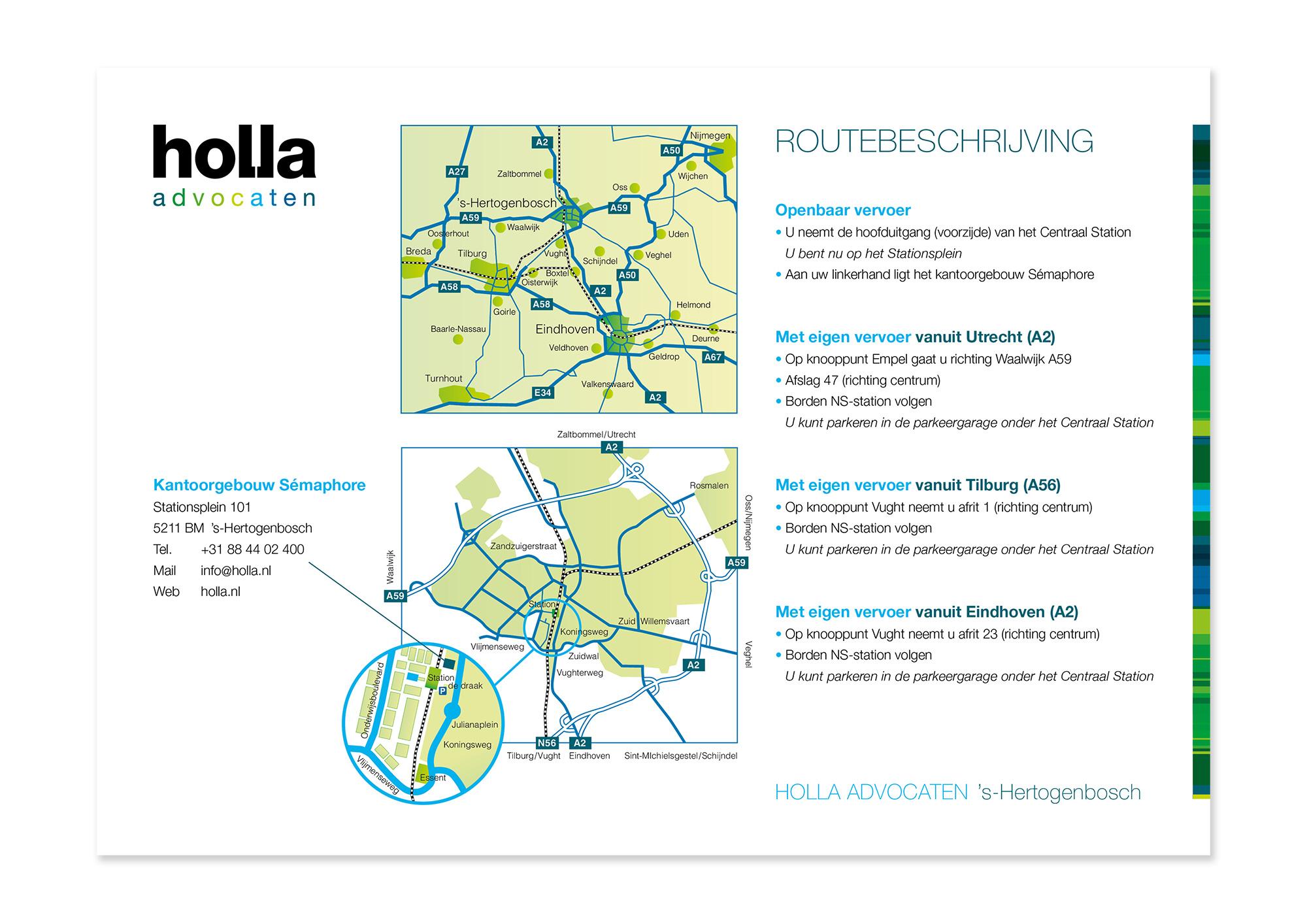 Routebeschrijving-Holla_Den-Bosch