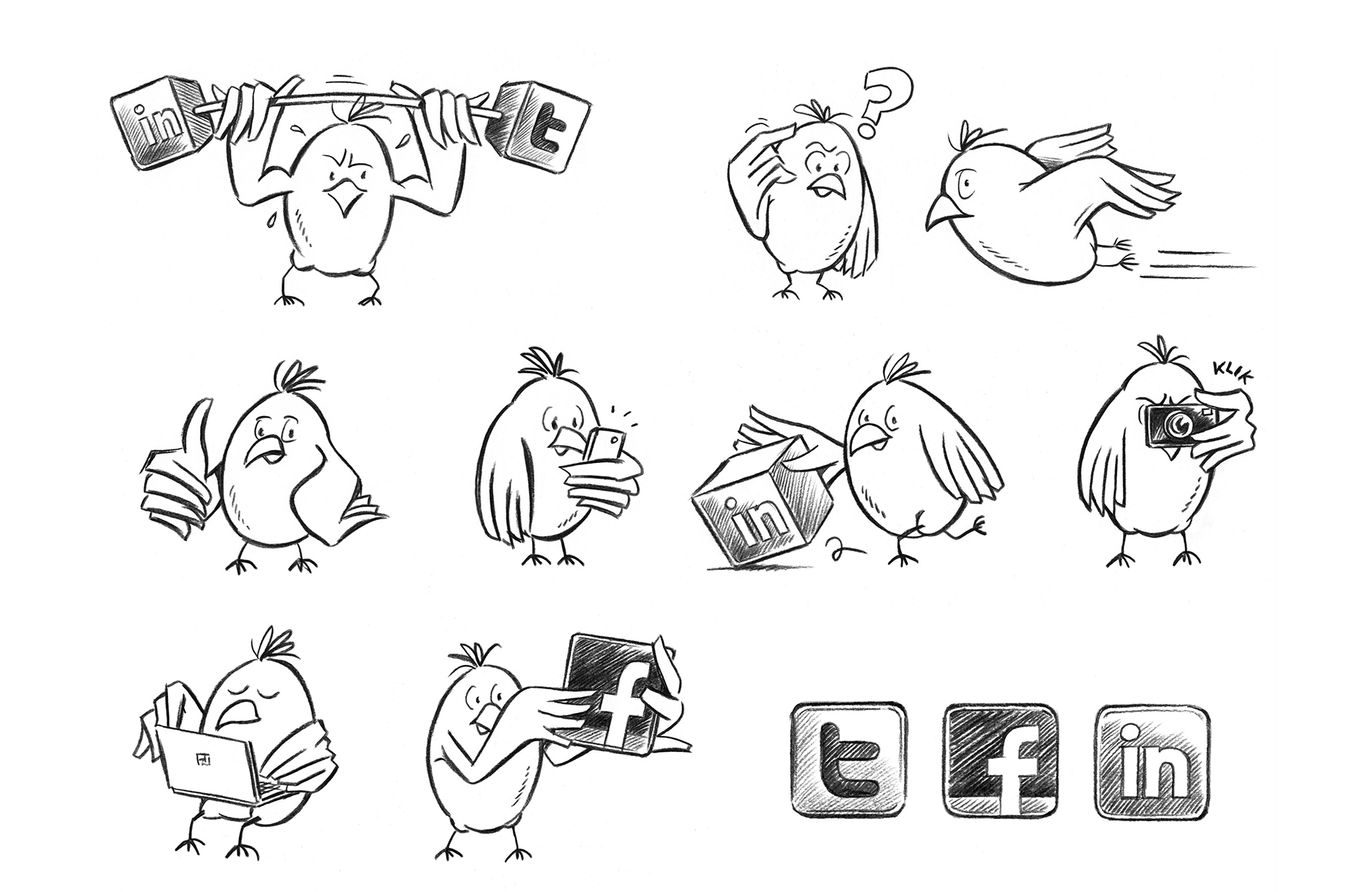 Social-media-illustr