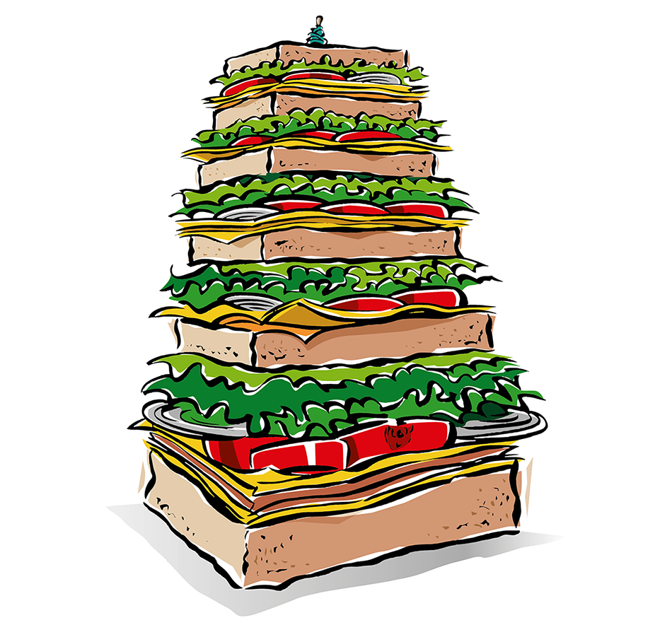 Supersandwich