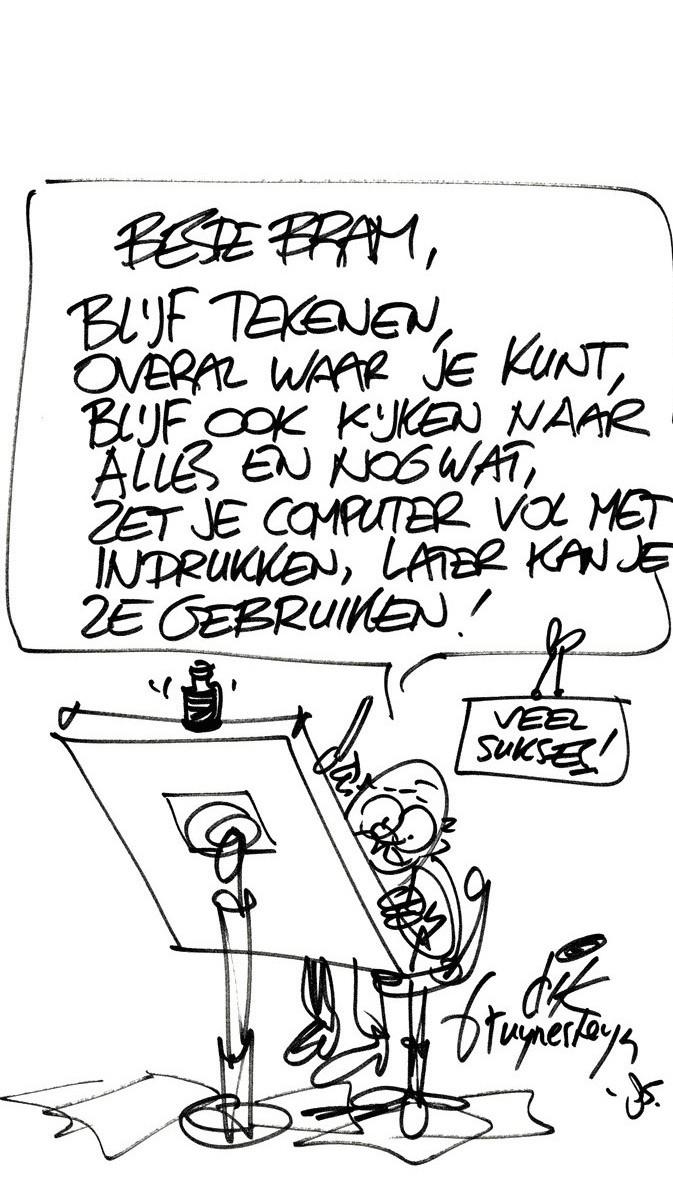 Dik-voor-Bram
