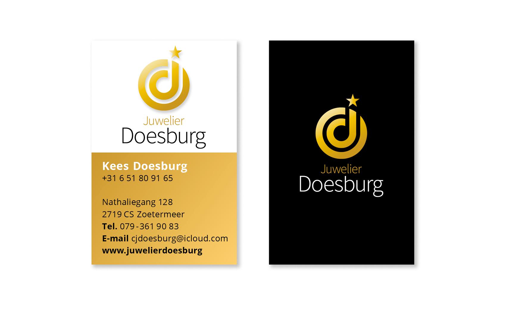 Visitekaartjes_Juwerlier_Doesburg